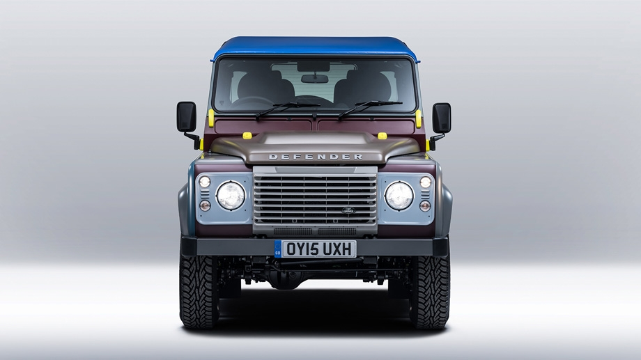 Paul Smith et Land Rover Defender